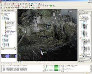 Photogrammetric and Laser Scanning Surveys